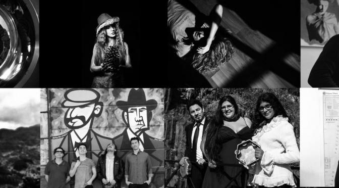 Los Residentes seleccionados para el: Laboratorio Musical Argentina-Chile / MICA